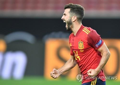 [UEFA 네이션스리그] 10개월 기다린 독일 스페인, 우승후보는 달랐다