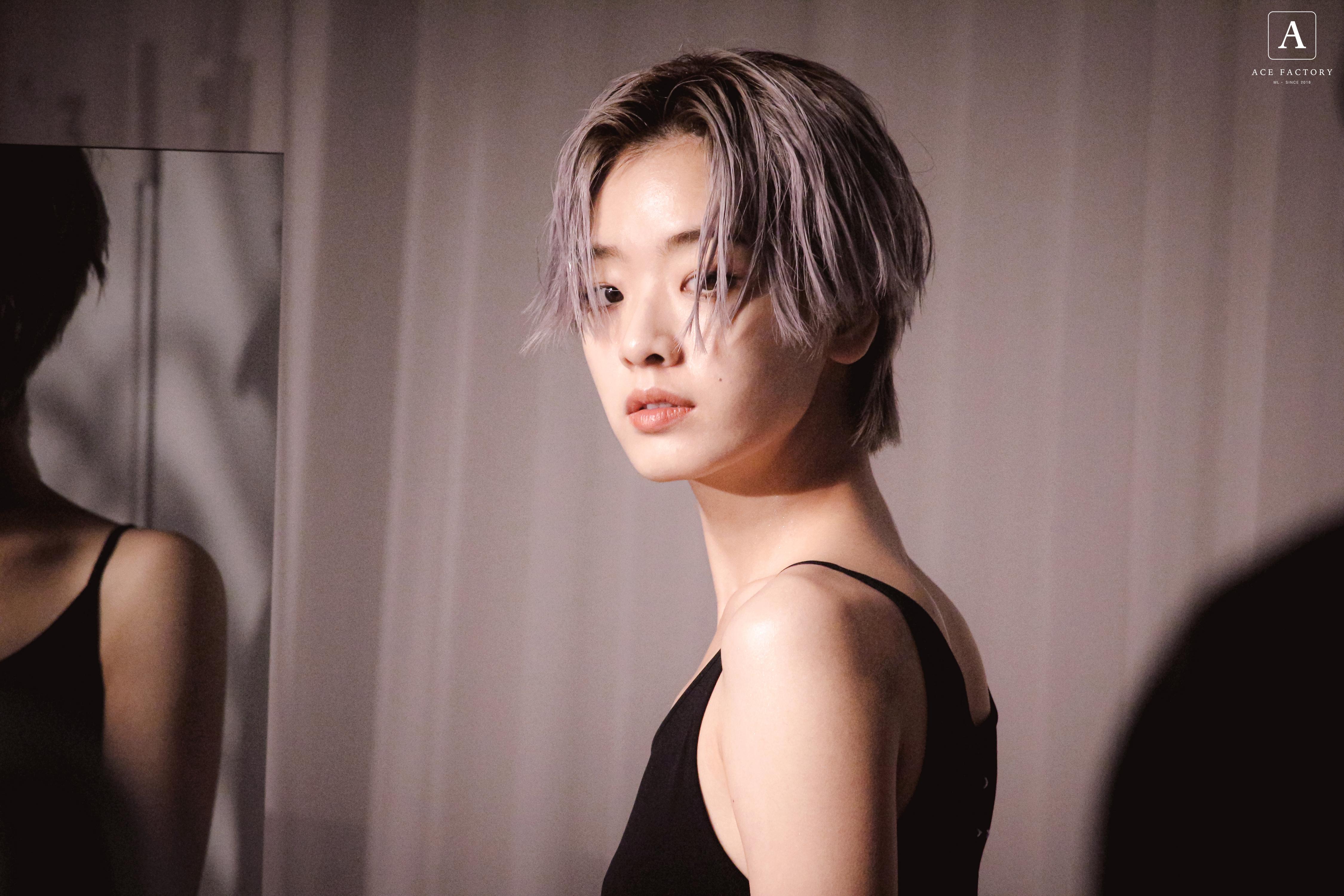 '이태원 클라쓰' 마현이 뷰티모델 데뷔