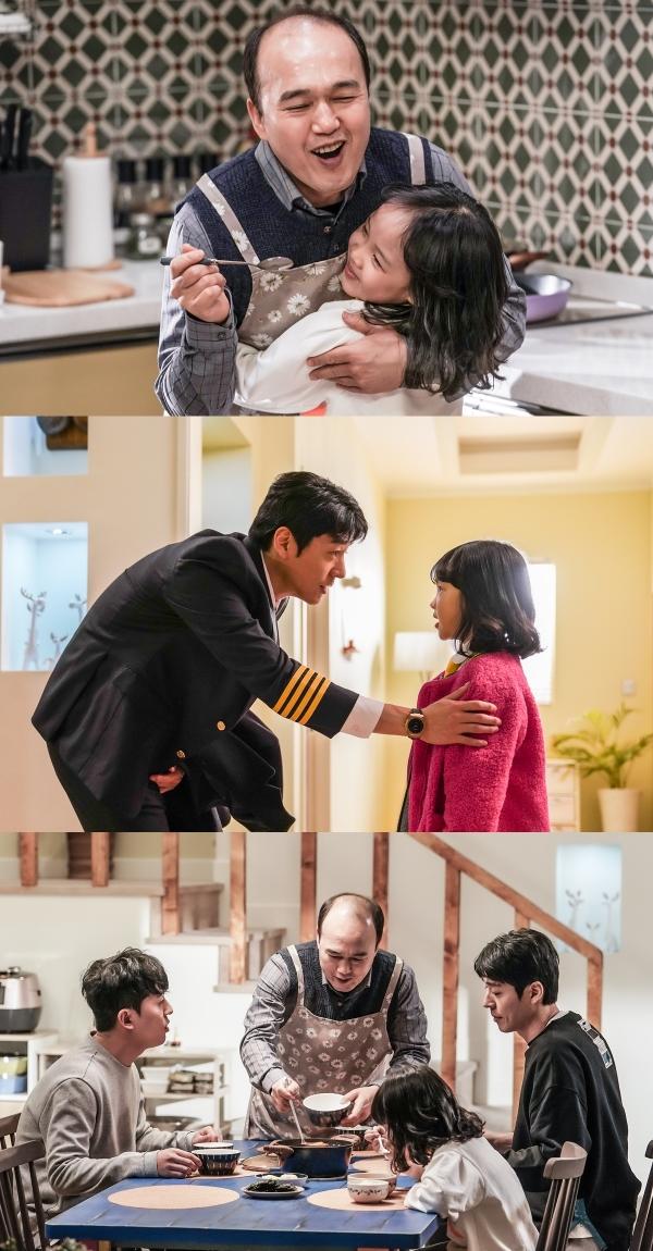 '어쩌다 가족' 김광규-서지석-서연우-박근영, 막상막하 웃음 사냥꾼들의 등장!