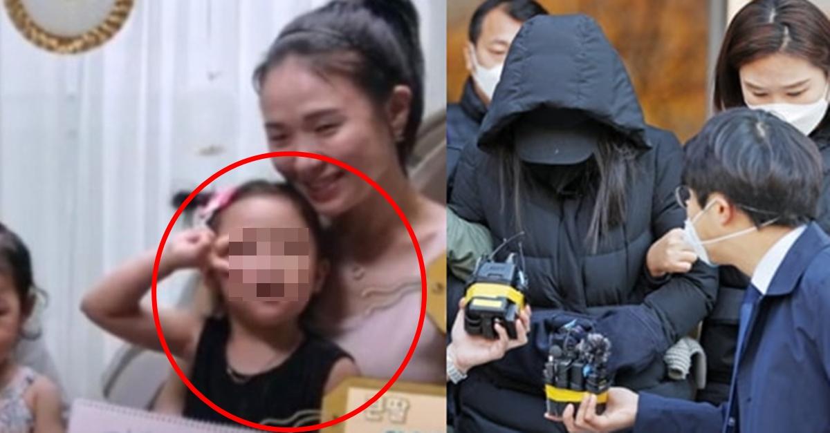 정인이 재판에서 밝혀진 정인이 양모 장하영 '친딸' 건강 상태 (+진술)